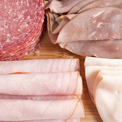 Thatcher Farms deli meats